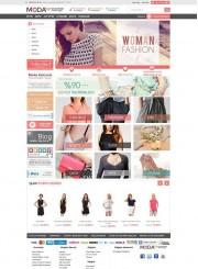 ModaShe Premium E-Ticaret Tema