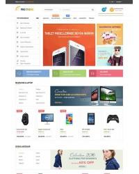 Pro E-Ticaret Teması