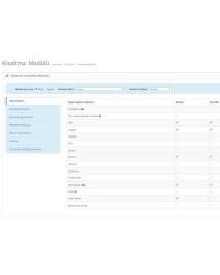 Opencart Hızlı Kayıt ve Ödeme Modülü