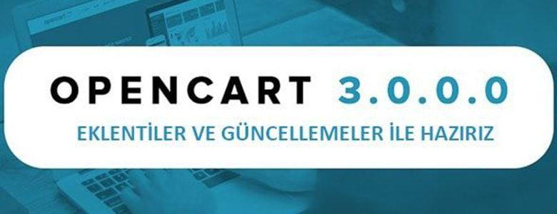 Opencart 3.0x