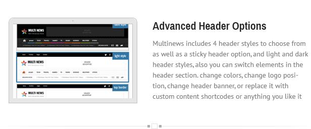 Multinews - WordPress Haber ve Magazin Teması